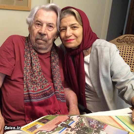 همسر لیلی رشیدی همسر داوود رشیدی همسر احترام برومند خانواده داوود رشیدی بیوگرافی داوود رشیدی بیوگرافی احترام برومند