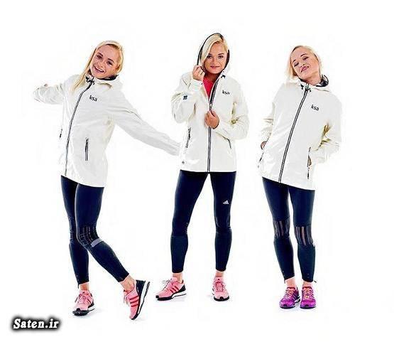 عکس المپیک 2016 برزیل دختران سه قلو المپیک 2016 ریودوژانیرو lily liina leila luik