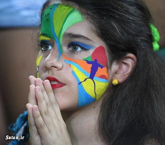 عکس جالب عکس المپیک 2016 برزیل ایرانیان در المپیک 2016 المپیک 2016 ریودوژانیرو