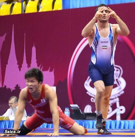 نتایج کشتی آزاد ایران بیوگرافی میثم نصیری ایرانیان در المپیک 2016 المپیک 2016 ریودوژانیرو meysam nasiri