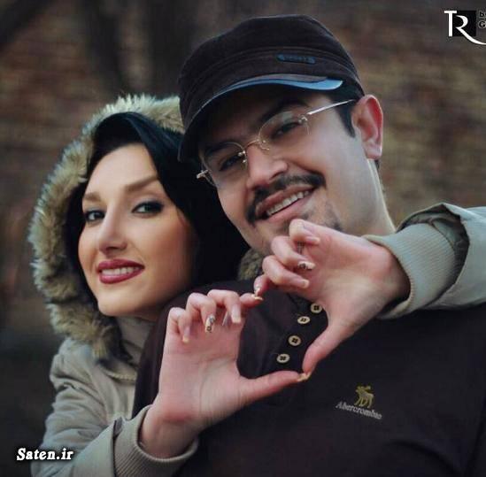 همسر مجریان همسر مجری معروف همسر پیمان طالبی مجری شبکه سه بیوگرافی پیمان طالبی برنامه مردم چی میگن