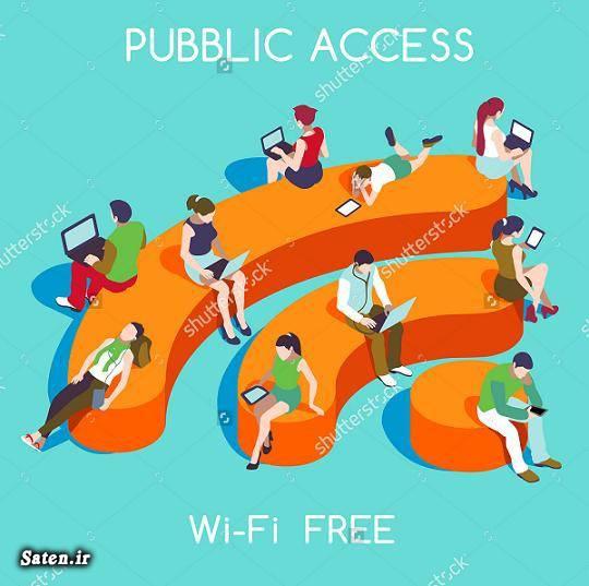 مضرات وای فای مجله سلامت متخصص فیزیک پزشکی wifi