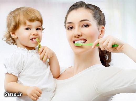 زیبایی دندان زمان مسواک زدن روش صحیح مسواک زدن بهداشت دهان و دندان بهترین دکتر دندانپزشک تهران اصول مسواک زدن
