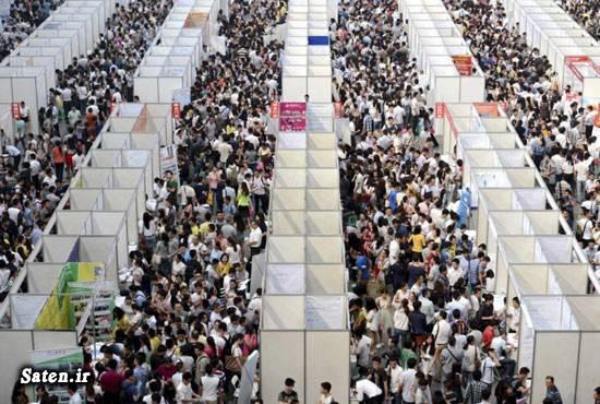 عکس چین زندگی در چین جمعیت چین