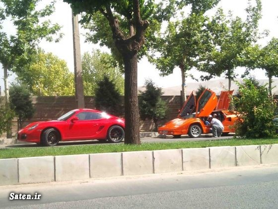قیمت ماشین های لوکس قیمت لامبورگینی کونتاش قیمت لامبورگینی فروش لامبورگینی خودرو گرانقیمت Lamborghini Countach