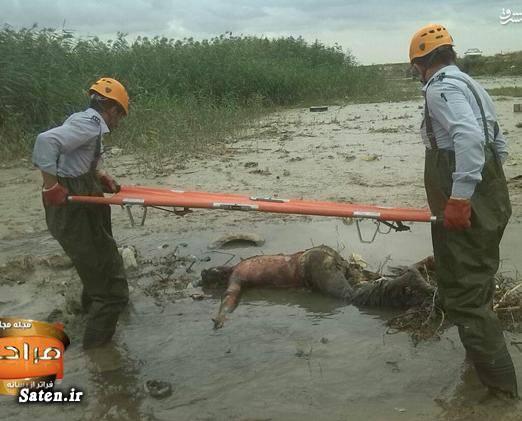 عکس سیل عکس جسد حوادث گرگان اخبار گرگان