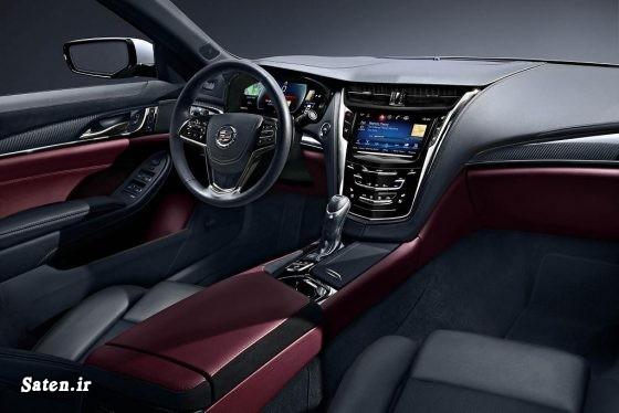 مشخصات کادیلاک cts مشخصات کادیلاک قیمت کادیلاک cts قیمت کادیلاک اسم ماشین های آمریکایی Cadillac CTS cope cadillac cts 2016
