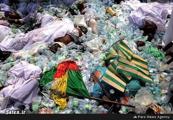 کشته شدگان منا کشته شدگان مکه کشته شدگان حج فاجعه منا عکس عکس عربستان سفر به عربستان جنایات عربستان