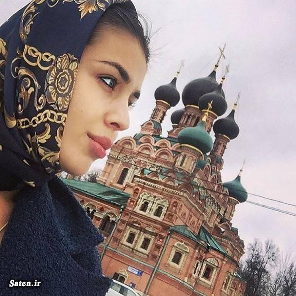 مدل قزاقستانی که خودکشی کرد
