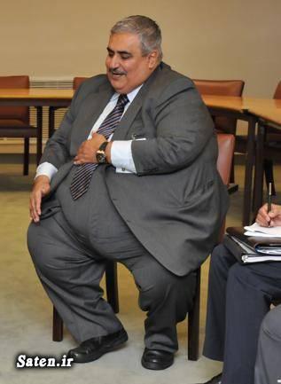 وزیر خارجه بحرین عکس بحرین خالد بن احمد جنایات بحرین پادشاه بحرین بحرین ایران و بحرین