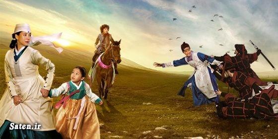 سریال شبکه سه جدول پخش شبکه سه بیوگرافی زهره شکوفنده بازیگران سریال کره ای بازیگران سریال فراری از قصر The Fugitive of Joseon