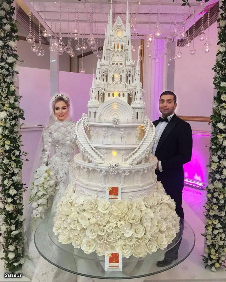 عروسی مجلل | ساتین