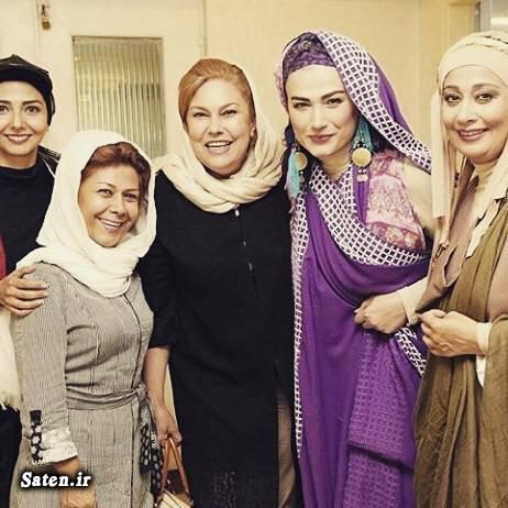عکس جدید بازیگران بیوگرافی لادن مستوفی بیوگرافی بهار نوحیان اینستاگرام لادن مستوفی