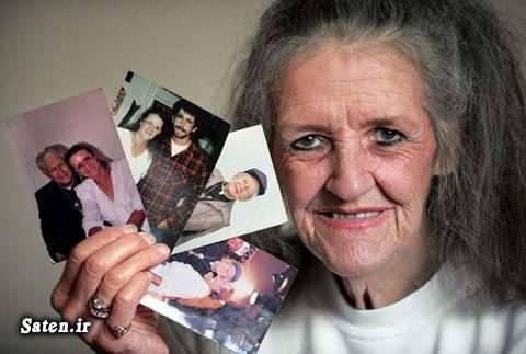 لیندا ولف کتاب گینس زندگی در آمریکا زن آمریکایی رکوردهای گینس چند همسری ازدواج مجدد Linda Wolf