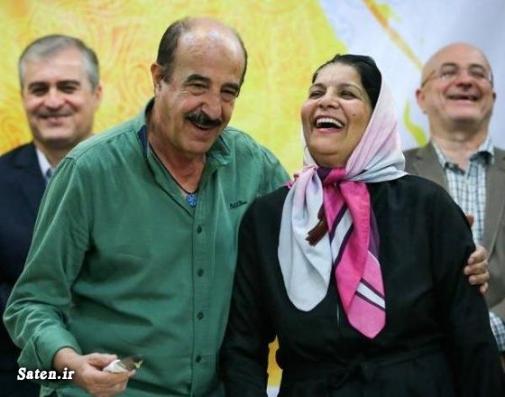 همسر منوچهر آذری همسر بازیگران خانواده بازیگران جمعه ایرانی بیوگرافی منوچهر آذری