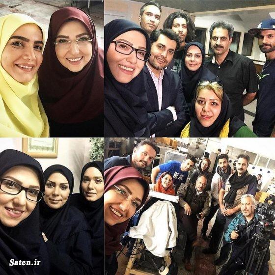 عکس جدید بازیگران سریال شبکه دو سریال در قصهها زندگی میکنند جدول پخش شبکه دو