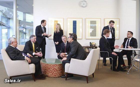 کپیتال گروپ شغل پر سود شغل پر درآمد بیوگرافی جاناتان بل لاولیس بزرگترین شرکت جهان اخبار بورس Jonathan Bell Lovelace Capital Group