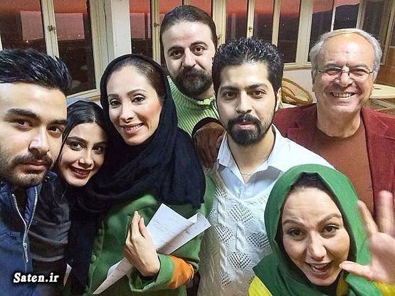 همسر سحر زکریا مهمان برنامه دورهمی بیوگرافی سحر زکریا اینستاگرام دورهمی ازدواج بازیگران