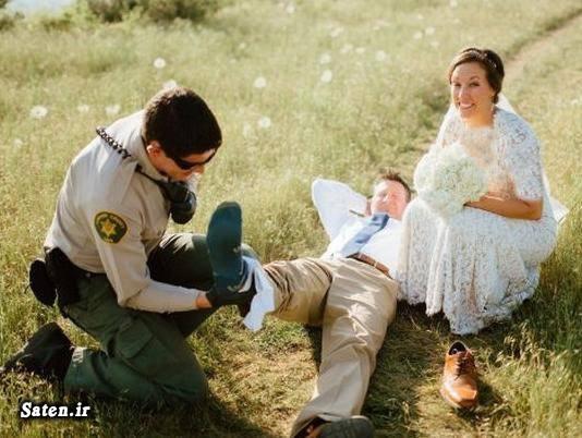 مار گزیدگی عکس عروسی عکس عروس و داماد حوادث واقعی حوادث عروسی