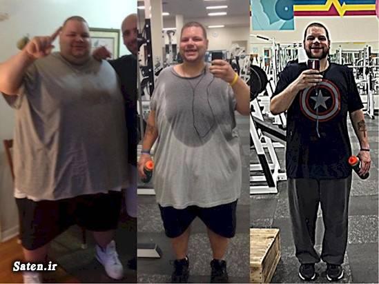 درمان چاقی چاق ترین فرد دنیا چاق ترین پسر بهترین روش لاغر شدن بهترین روش کاهش وزن بهترین رژیم لاغری