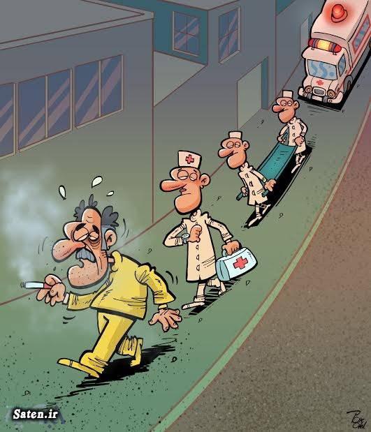مافیای سیگار کاریکاتور وزارت بهداشت کاریکاتور سیگار کاریکاتور سلامت کاریکاتور تدبیر و امید سلطان سیگار