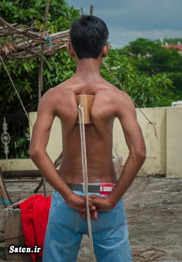 قدرت بدنی قدرت انسان رکوردهای جهانی گینس انسان عجیب اخبار هند