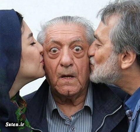 بیوگرافی عزت الله انتظامی خانواده و عکس قدیمی و قبل از انقلاب ساتین