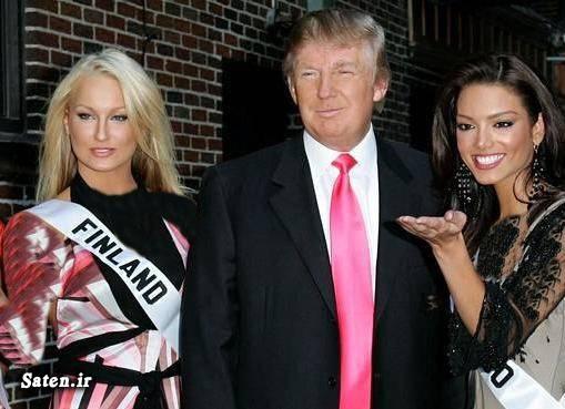 همسر دونالد ترامپ فساد جنسی در آمریکا عکس زن فاحشه بیوگرافی دونالد ترامپ انتخابات آمریکا اخبار آمریکا Ninni Laaksonen