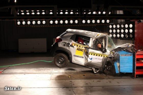 مشخصات رنو کوید قیمت محصولات رنو قیمت رنو کوید شرکت رنو پارس سوابق پیمان کارگر تست تصادف خودرو