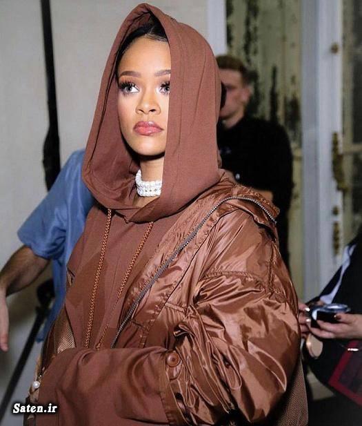 همسر ریحانا هفته مد پاریس مدل لباس 2016 عکس ریحانا بیوگرافی ریحانا اخبار پاریس Rihanna