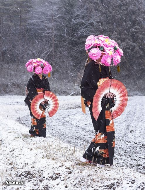عکس ژاپن زندگی در ژاپن زن ژاپنی دختر ژاپنی توریستی ژاپن اخبار ژاپن