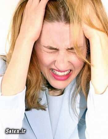 عامل سردرد طب سنتی سردرد میگرنی سردرد پشت سر درمان گردن درد درمان سردرد درمان خانگی