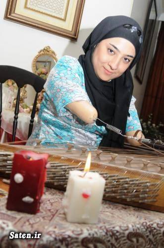 عکس معلولان راز موفقیت دختر ایرانی بیوگرافی فاطمه صالحی بیوگرافی غلامرضا مشایخی اعتماد به نفس بالا اشتغال معلولان