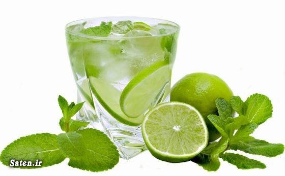 نوشیدنی های باکلاس نوشیدنی پرطرفدار طرز تهیه نوشیدنی طرز تهیه موهیتو خواص موهیتو بهترین سایت آشپزی Mojito