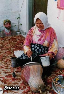 نقاشیهای مکرمه قنبری نقاش ایرانی زیباترین نقاشی زندگینامه مکرمه قنبری راز موفقیت اخبار بابل Mokarrameh Ghanbari