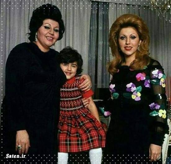 همسران مهستی همسر هایده مهستی فرزندان هایده عکس قدیمی عکس قبل از انقلاب بیوگرافی هایده بیوگرافی مهستی Mahasti Hayedeh