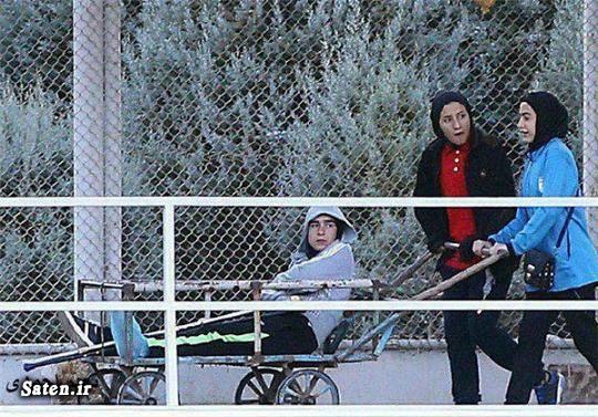 لو رفته فوتبال بانوان فوتبال زنان فوتبال بانوان خلاقیت ایرانی اخبار فوتبال