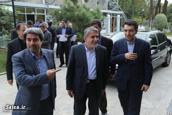 سوابق علی جنتی خودرو وزیر خودرو مدیران دولتی بیوگرافی علی جنتی
