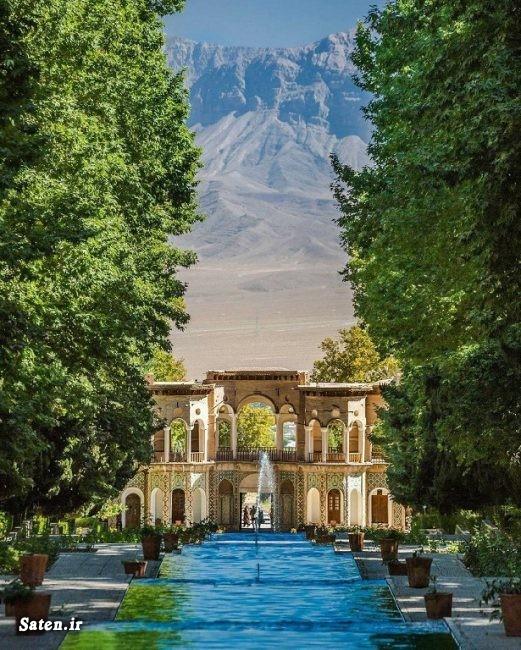 مناطق گردشگری ایران عکس قدیمی شهر ماهان زیباترین مناطق توریستی جاهای دیدنی کرمان توریستی کرمان