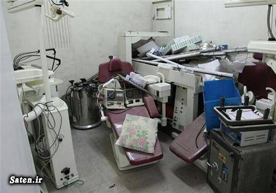 درمانگاه خیریه شهید موسوی حوادث تهران تهرانپارس اخبار تهران