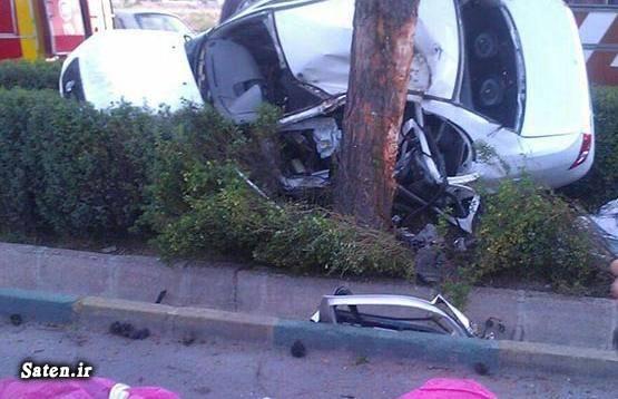 حوادث شیراز تصادف تیبا تصادف پراید امنیت تیبا امنیت پراید
