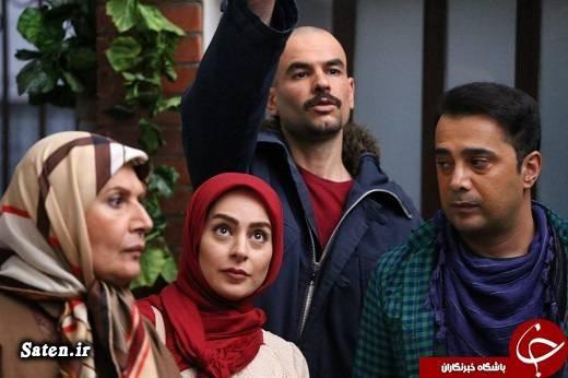 همسر شهین تسلیمی بیوگرافی شهین تسلیمی بازیگران سریال همسایه ها بازیگران سریال ماه و پلنگ