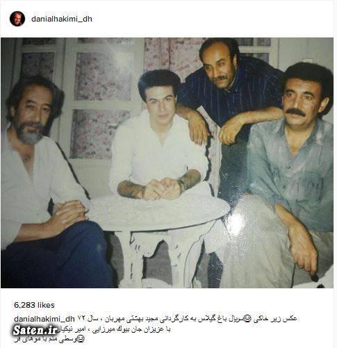 بیوگرافی هرمز سیرتی بازیگران ایران شبکه جم gem tv