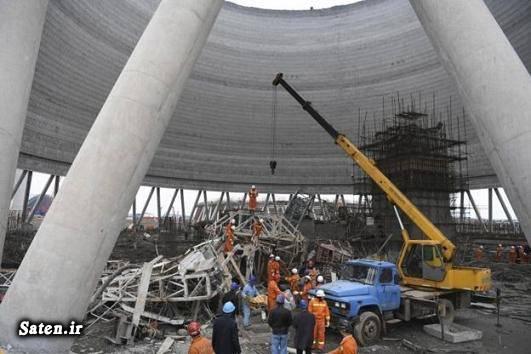 داربست فلزی حوادث واقعی اخبار چین