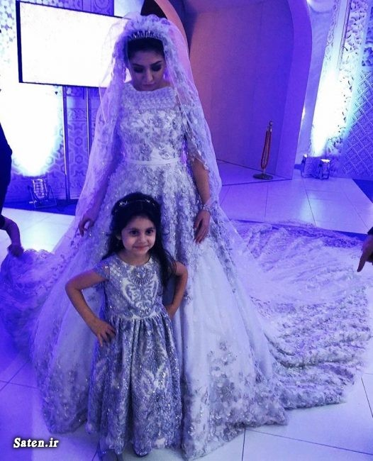 مدل لباس عروس جدید گرانترین لباس عروس کیک عروسی عروسی مجلل عروسی دختر میلیاردر عروسی پولدارها زیباترین لباس عروس دختر روسی Madina Shokirova