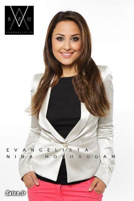 همسر نینا مقدم بیوگرافی نینا مقدم ایرانیان در اروپا ایرانیان در آلمان Nina Moghaddam