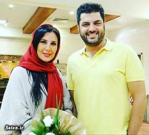 همسر سام درخشانی مصاحبه بازیگران بیوگرافی سام درخشانی بازیگران سریال هشت و نیم دقیقه