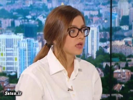 معاون وزیران عکس لخت شدن عکس زن برهنه عکس برهنه دختر دختر عریان دختر اکراینی اخبار اوکراین Anastasia Deeva