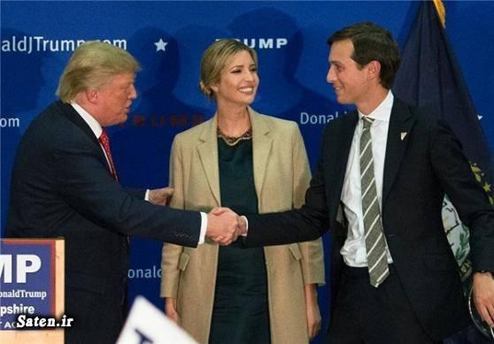 همسر دونالد ترامپ همسر ایوانکا ترامپ رئیس جمهور آمریکا بیوگرافی دونالد ترامپ ایوانکا دختر ترامپ اخبار آمریکا