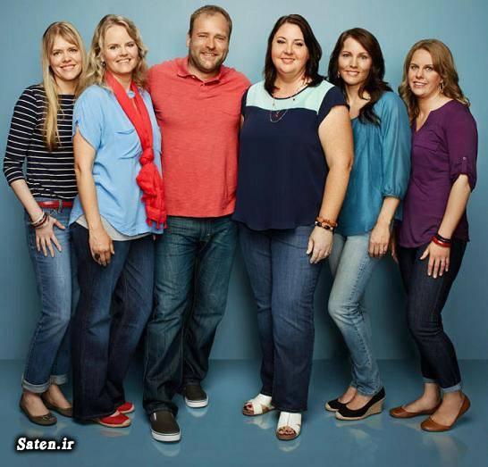 زندگی هوو زندگی در آمریکا خانواده جالب چند همسری my five wives